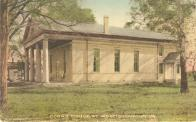 Spotsylvania, Rebuilt 1901, Arch- B. F. Smith Fireproof Constr. Co. with 1840 columns, Contr- Malcolm F. Crawford