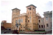 *Wise, Built 1896 with additions in 1920 and 1979, Arch- Charles B. McElroy, Contr- Armstrong Constr. Co. Inc.