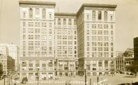 Seattle, Built 1916 with 1931 addition, Arch-Henry Bittman & J. L. McCauley, Contr- Hans Pederson