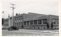 Port Orchard, Built 1932 with large addition in 1949, Arch- B. H. Branch