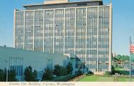Tacoma, Built 1958, Arch- Gordan A. Lumm, Contr- MacDonald Bldg. Co.