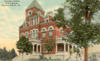 Fayetteville, Built 1895, Arch- Edward B. Franzheim and Millard F. Tiesey, Contr- Murray Bros.