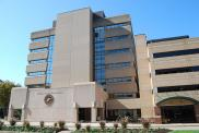 *Charleston, Judicial Building, Built 1982, Arch- Gandee Thomas & Sprouse, Contr- Kenhill Management Co.