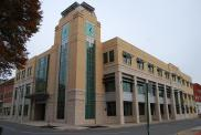 *Beckley, Justice Center, Built 2010, Arch- Silling Associates, Inc., Contr- G & G Builders