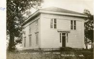 Friendship, Built 1858, Contr- Luther Stowell Courthouse Bldg Co.