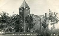 Ladysmith, Built 1902, Contr- Stanley Manufacturing Co.  Originally Gates County till 1905