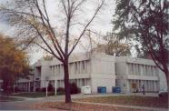 *Hudson, Built 1966, Arch- Hirsch & Stevens, Contr- Adouffson & Peterson,  Now serves as library.