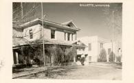 Gillette, Converted house in 1924 for courthouse, Arch- Randall and Jorday, Contr- N. A. Pearson
