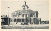 Lusk, Built 1919, Arch- George E. McDonald, Contr- D. W. Wood